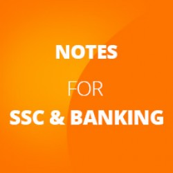 SSC & Banking Notes (0)